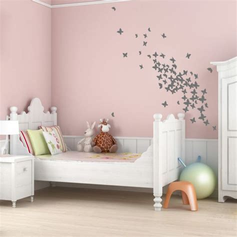 Kinderzimmer Mädchen Wandfarbe by Altrosa Wandfarbe Verleiht Dem Ambiente Z 228 Rtlichkeit