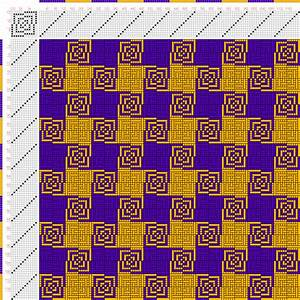 Draft Image  Figurierte Muster Pl  Xxix Nr  14  Die