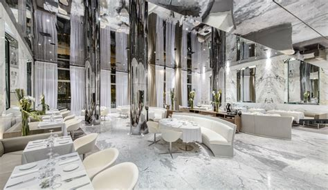 maison blanche restaurant interior design inspiration