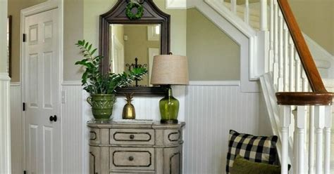 Lowes: Valspar paint   Withered Moss  soft green with a