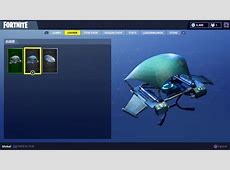 【FORTNITE】Outfit&Glider&Harvest Tool 課金アイテム見た目一覧【随時更新