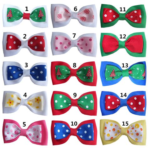 how to best store christmas bows aliexpress buy hair bow hair headwear gift bows