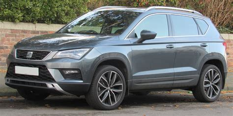 Seat Ateca by Seat Ateca Wikiwand