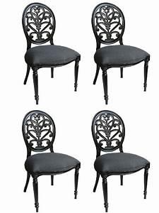 Chaise Style Baroque : chaises baroques ~ Teatrodelosmanantiales.com Idées de Décoration