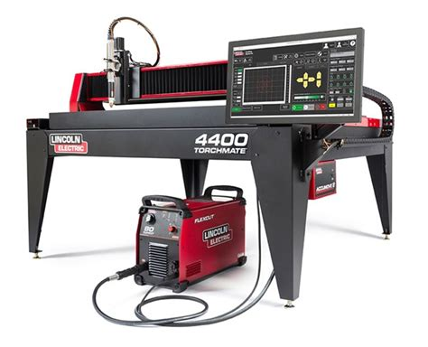 lincoln plasma cutter table new cutting table released torchmate 4400 4800