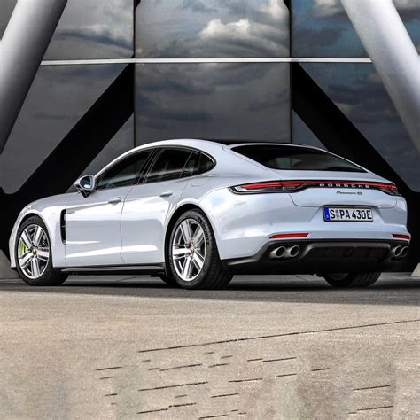 2021 porsche panamera turbo s can hit 196 mph with stunning, immediate power. 2021 Porsche Panamera Updated With More Power • Hype Garage