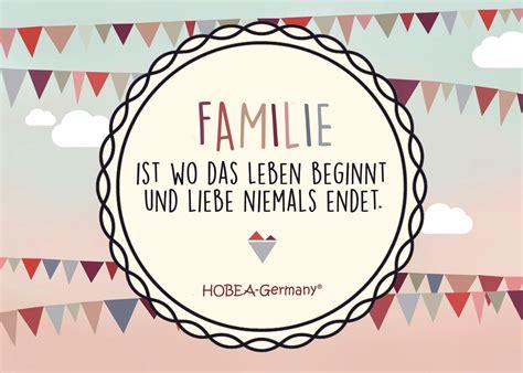 familie wo das leben beginnt und die liebe nie endet