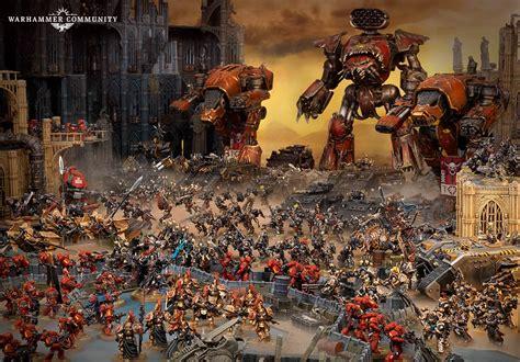 Fight Bigger Battles As Warhammer 40k Apocalypse Announced