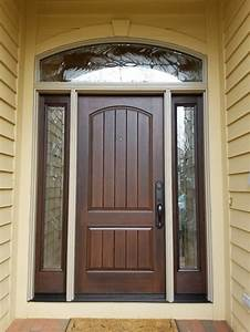 3, Wide, Entry, Door, With, Decorative, Glass, And, Arch, Top, U2013, Pella, Of, Dayton