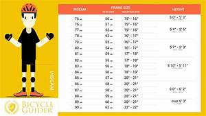 Bike Size Chart - How To Choose Right Bicycle
