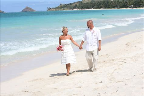 Affordable Hawaii Beach Weddings