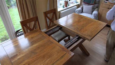 mango wood kitchen table mango wood dining table