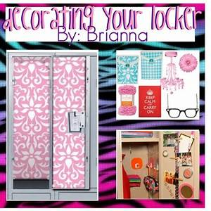 how to decorate your locker Decoratingspecial com