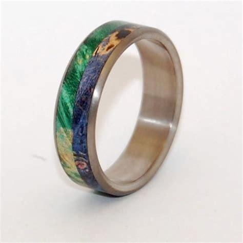custom titanium wedding rings minter richter designs