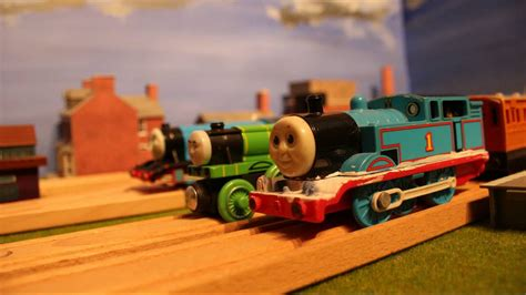 Flying Scotsman, Thomas And Gordon Scene