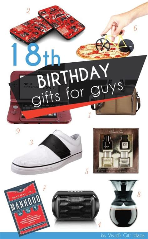 Awesome 18th Birthday Gift Ideas For Guys Vivid39s