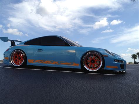 porsche custom paint porsche 911 gt3 rs oak man designs