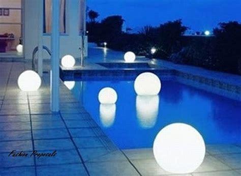 led white floating moon lights ball led orbs led white