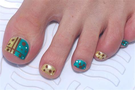 Unique Toe Nail Designs Pictures