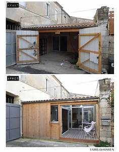la reconversion d39un garage en habitation With transformer un garage en logement