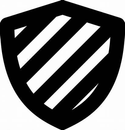Shield Svg Icon Bars Diagonal Onlinewebfonts