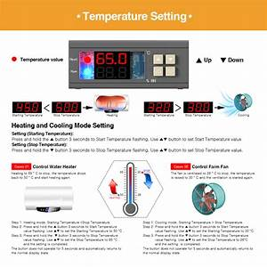 Stc 1000 Thermostat Instructions