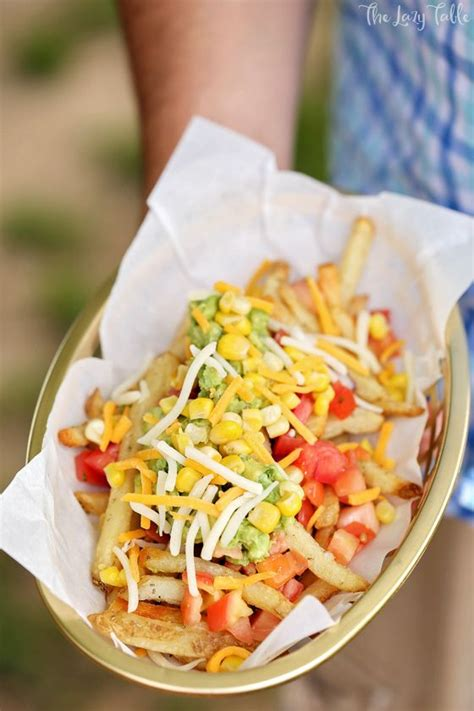 Sunday Soiree The Ultimate French Fry Bar Check Out