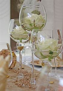 Tischdekoration Silberhochzeit Ideen : tischdeko idee goldene hochzeit wallpapers pinterest ~ Frokenaadalensverden.com Haus und Dekorationen