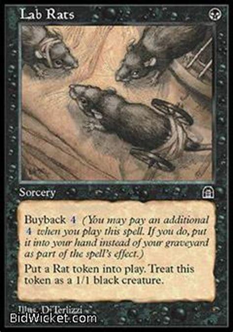 rat deck mtg legacy lab rats