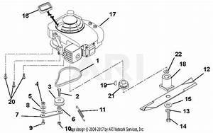 27 Ariens Riding Mower Belt Diagram