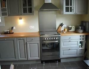 Cuisine Repeinte En Blanc : cathy je cherche am nager cet angle c t maison ~ Melissatoandfro.com Idées de Décoration