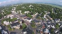 Cliftondale Square Saugus Massachusetts Aerial Video - YouTube