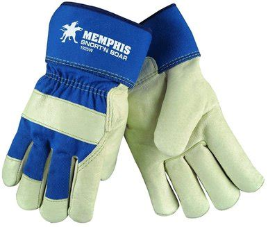 mcr memphis snortn boar pigskin leather palm glove
