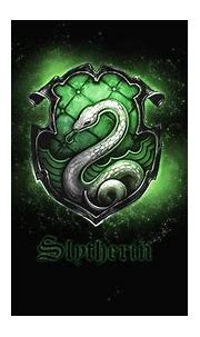 Slytherin In Black Background HD Slytherin Wallpapers | HD ...