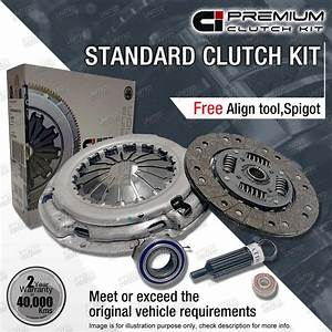 Ci Clutch Kit For Chevrolet Luv 1 6 Ltr 4 Cyl Kb20 3  1972