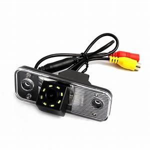 Ccd Car Rear View Backup Reverse Camera For Hyundai
