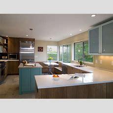 Mid Century Kitchen Remodel  Modern  Kitchen  Seattle