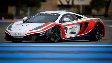Mclaren Mp4 12c Gt3 2012 4 Wallpaper