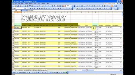 supplier reconciliation  excel  vba stuff youtube