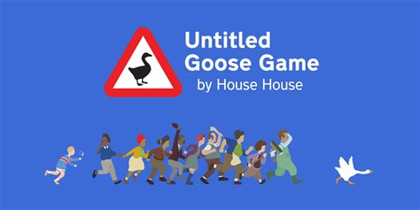 Untitled Goose Game untitled goose game nintendo switch  software 1600 x 800 · jpeg