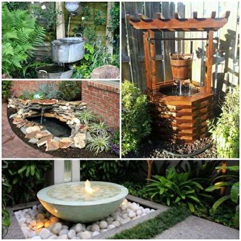 deko brunnen für garten vollen sommergenuss mit einem gartenbrunnen erleben