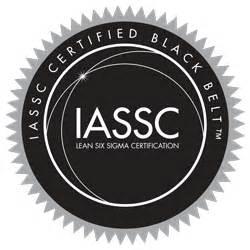 Iassc Full Form by Black Belt Certification International Association For