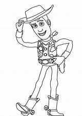 Sheriff Coloring Woody Characters Printable Colorear Sherif Toy Template Dibujos Dessin Drawing Coloriage Disney Drawings Printables Kb Personajes Personnages Dibujo sketch template