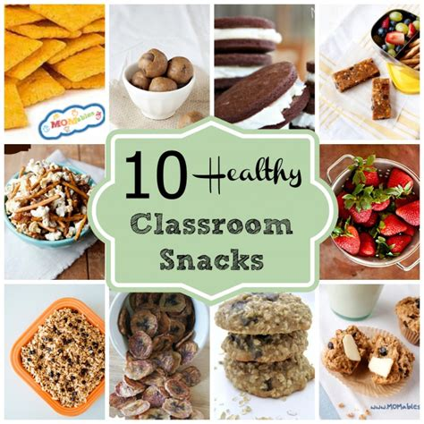 10 healthy classroom snacks 487 | 10 Healthy Classroom snacks 700x700