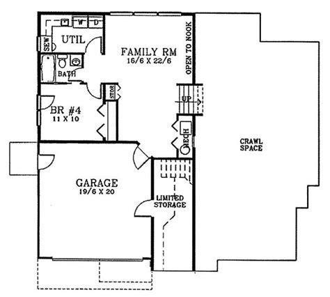 images  split level floor plans  pinterest