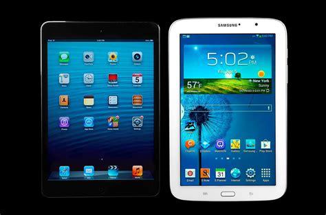 Ipad Mini Vs. Samsung Galaxy Note 8.0