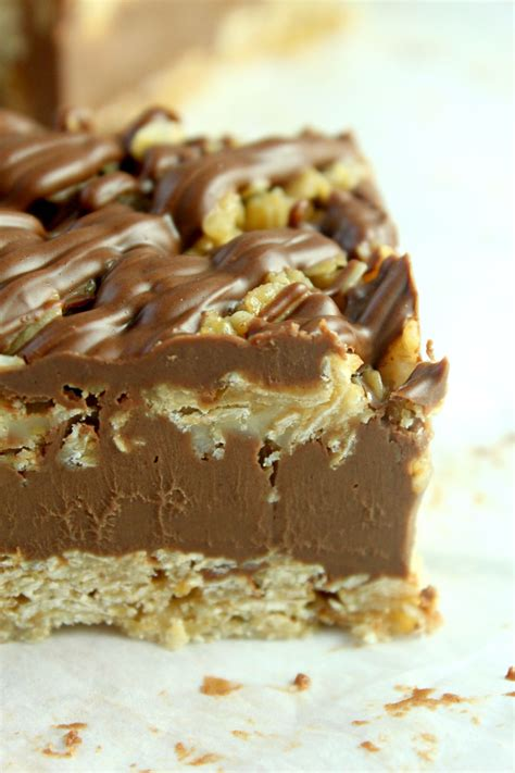 Easy No-Bake Chocolate Oatmeal Bars | Recipe | Chocolate ...