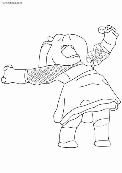Sing Coloring Pages Getcolorings Printable