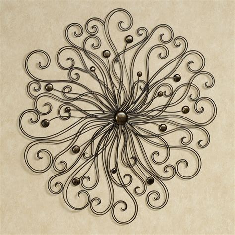 Modern Curtains For Small Living Room by Wrought Iron Wall Decor Adds Elegance To Your Home