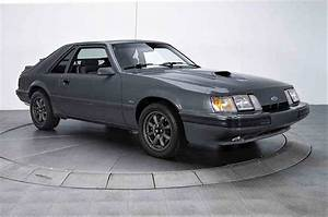 Rare, low-mileage '86 Ford Mustang SVO | ClassicCars.com Journal